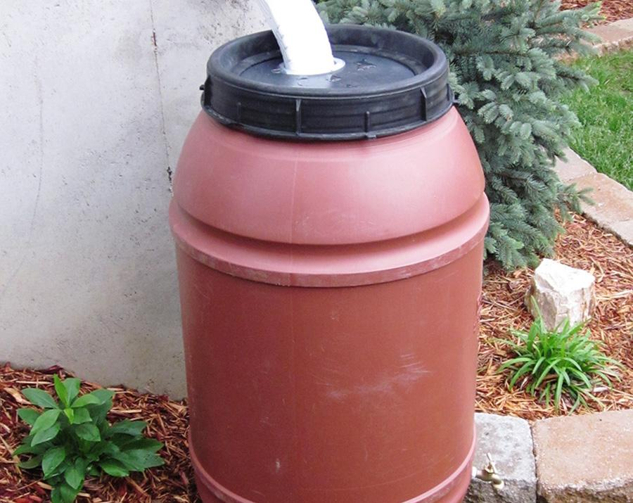 Rain Barrel & Cistern Rebates through SoCal Water$mart