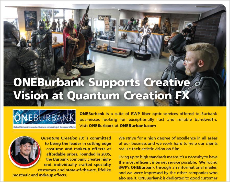 Supporting Creative Vision at Quantum Creation FX