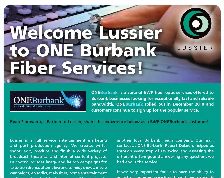 We're Extremely Happy with ONEBurbank