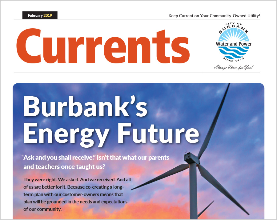 Burbank's Energy Future